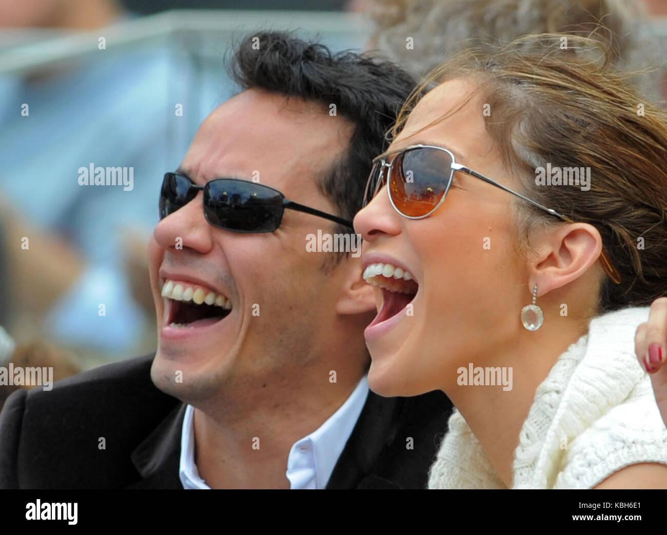 Ny10 Jennifer Lopez Marc Anthony Mets 062109 01 Jpg New York
