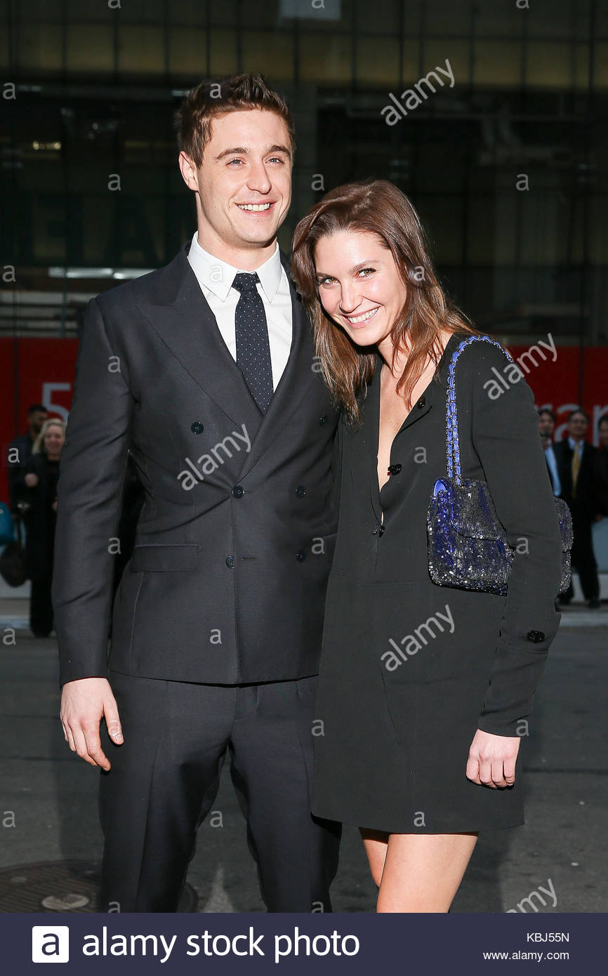 Max Irons And Sophie Pera Stock Photos & Max Irons And