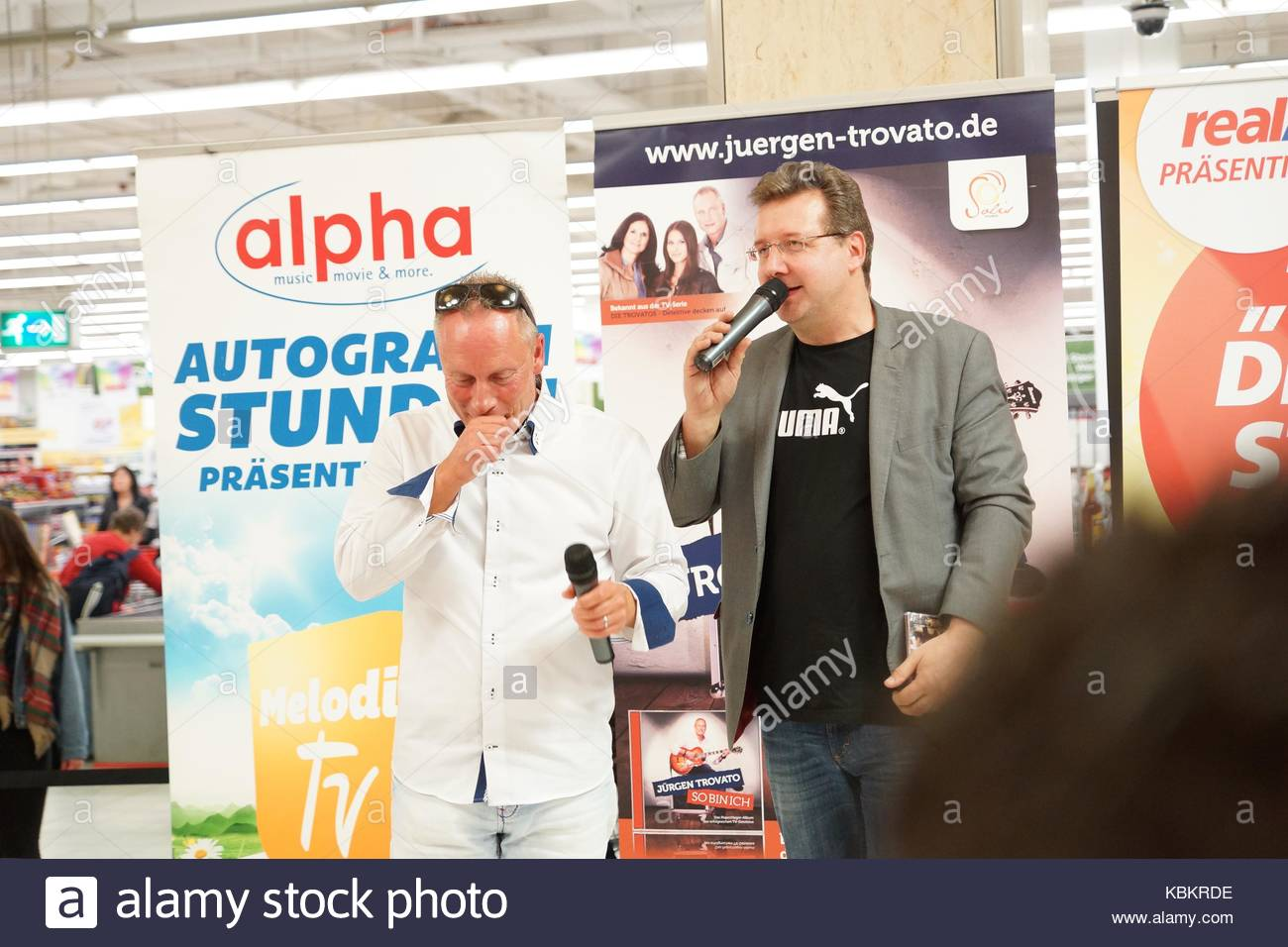 Juergen Trovato And Jens Seidler Juergen Trovato Known From The