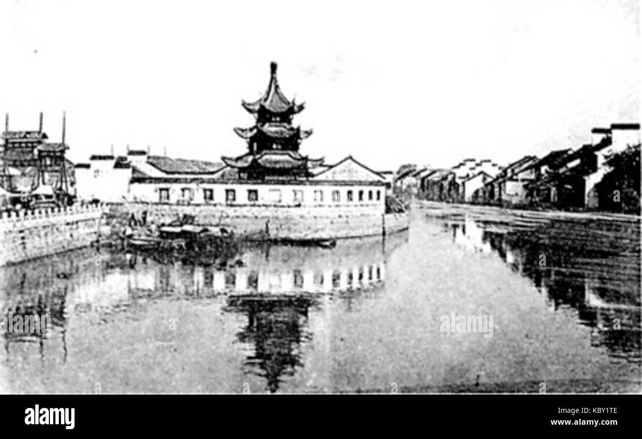 Blick auf Wuhu - Stock Image