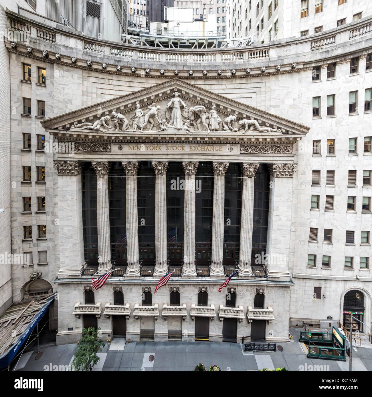 Handelszeiten Börse New York