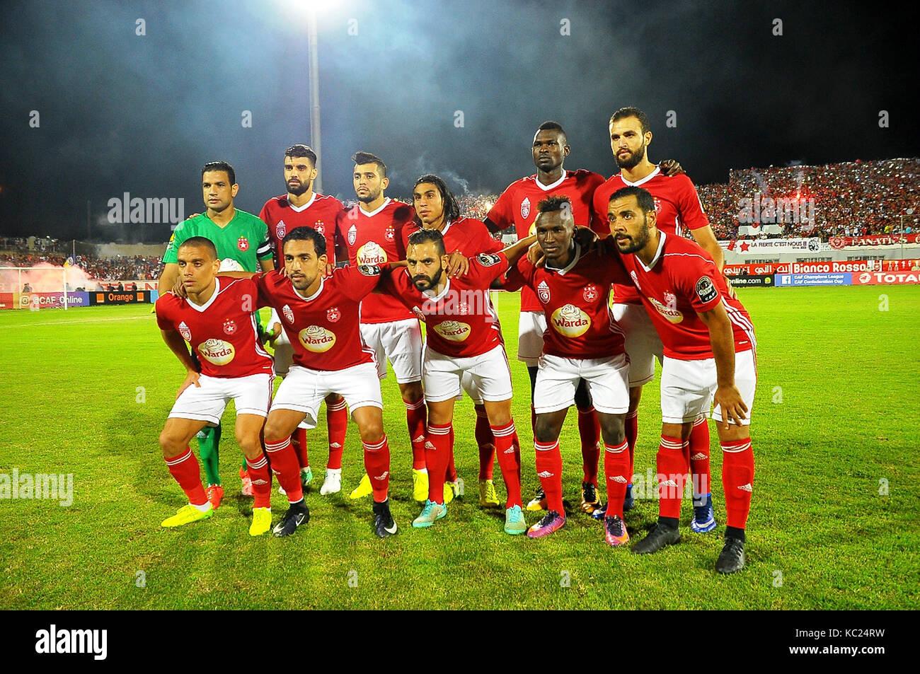 Tunisia Champions Stock Photos Tunisia Champions Stock
