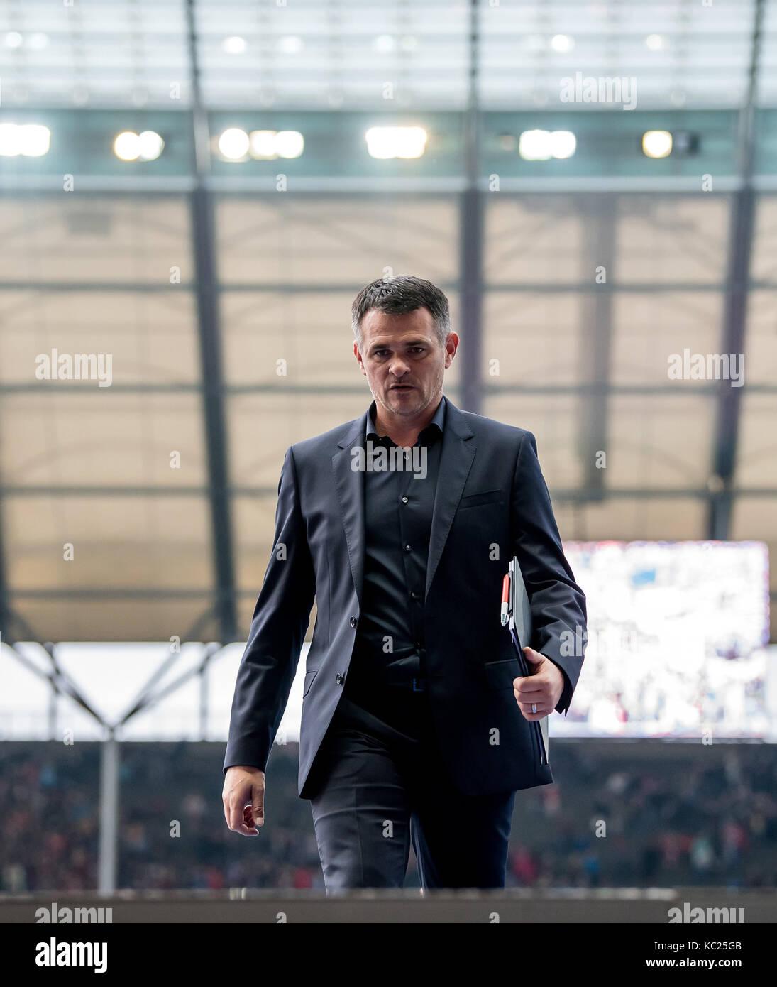 high quality promo code dirt cheap Berlin, Germany. 1st Oct, 2017. Munich's interim head coach ...