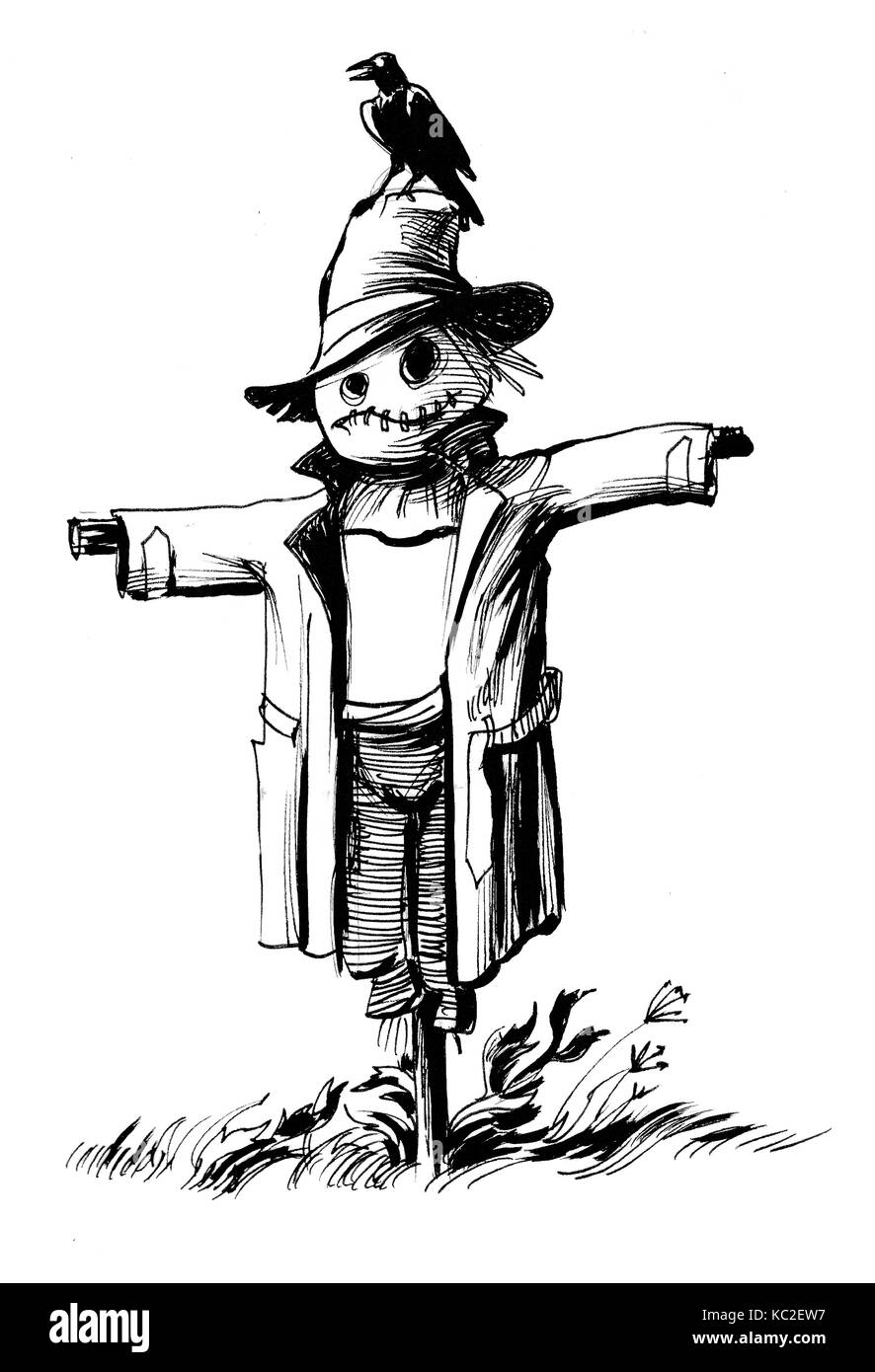 scarecrow clothes template www
