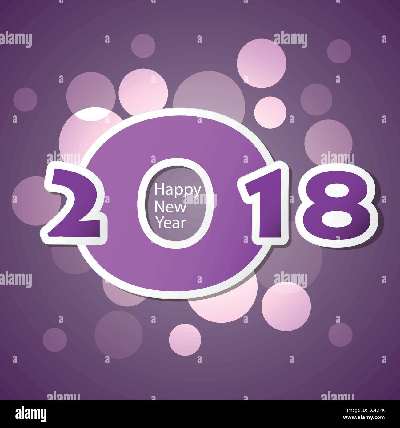 Best wishes abstract modern style happy new year greeting card or best wishes abstract modern style happy new year greeting card or background creative design template 2018 m4hsunfo
