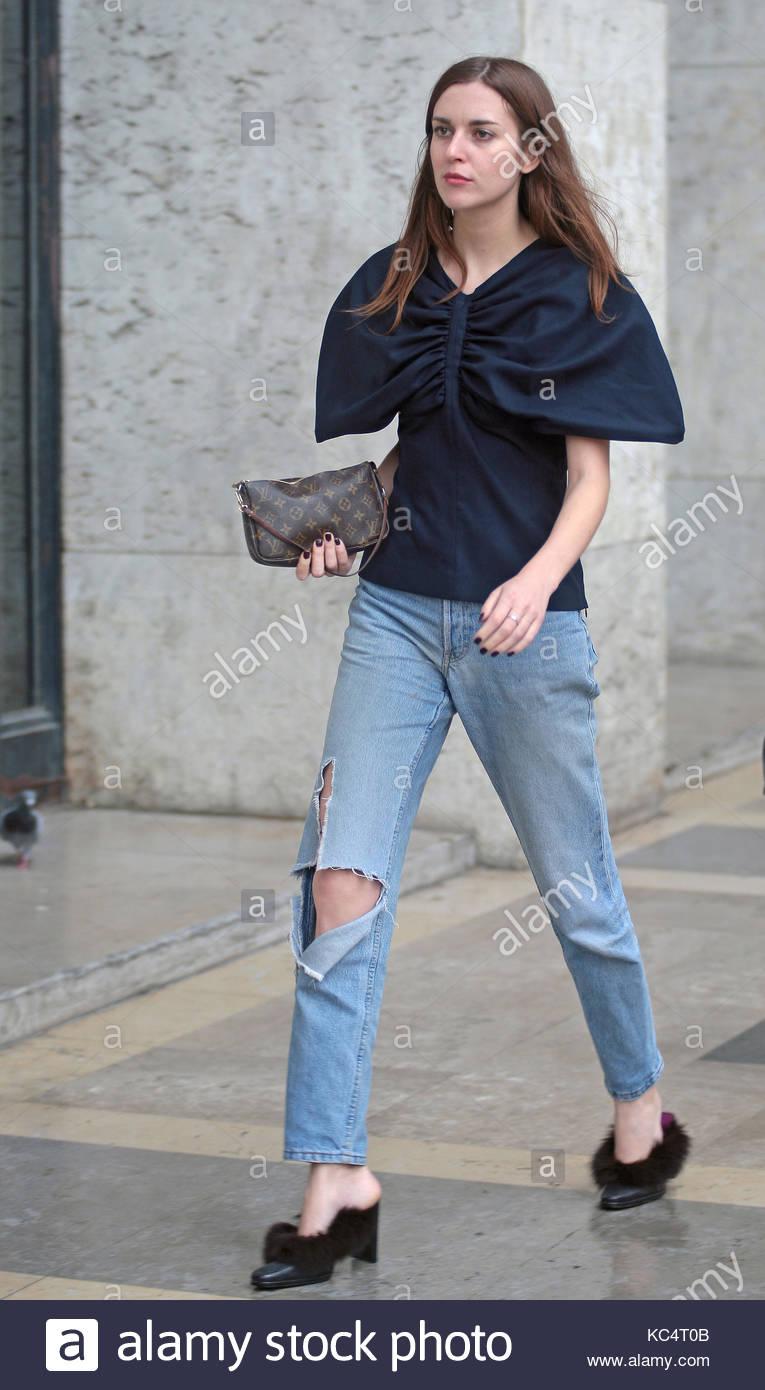 Street Style during Paris Fashion Week Spring Summer 2018 ...