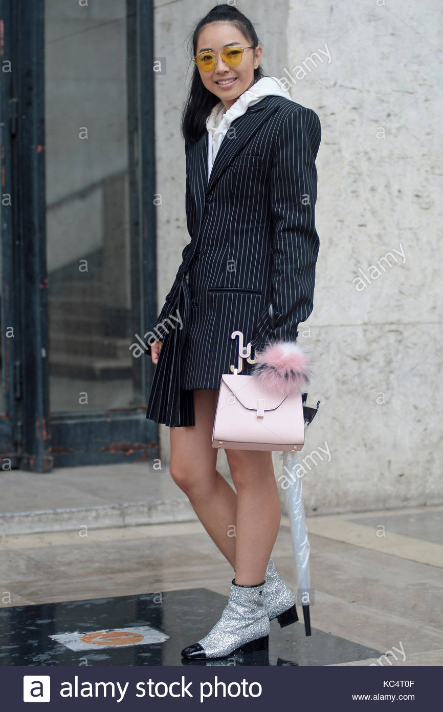 Pink Chanel Jacket Stock Photos Pink Chanel Jacket Stock Images