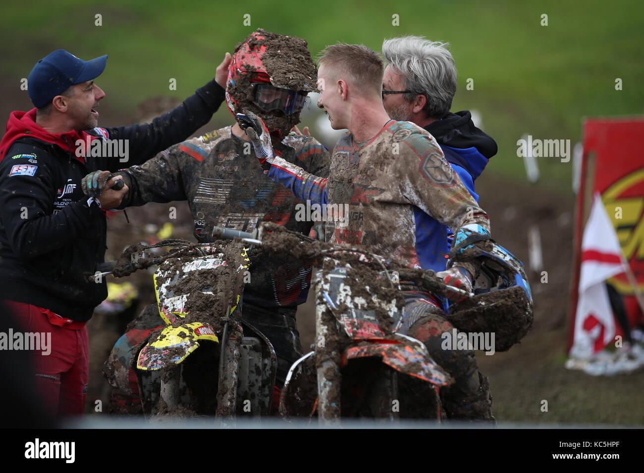 Monster Energy FIM Motocross of Nations at Matterley Basin .© Jason Richardson - Stock Image