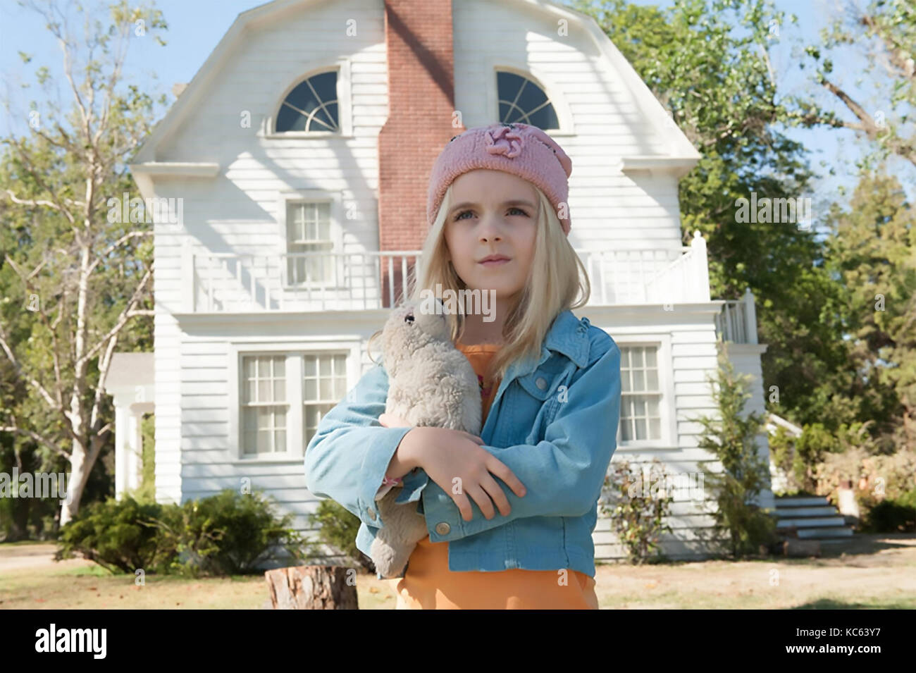 AMITYVILLE; THE AWAKENING 2017 Blumhouse Productions film with Mckenna Grace - Stock Image