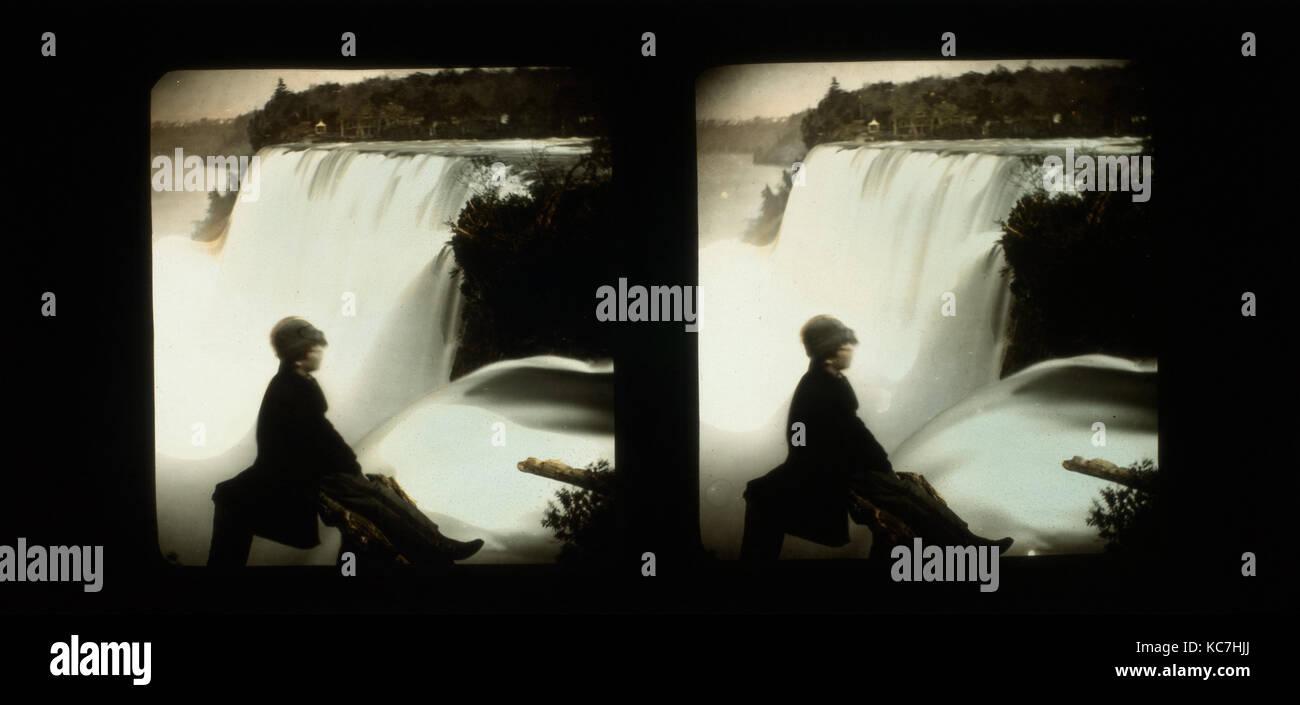 210 Stereographs, William Langenheim, 1850s–1890s - Stock Image
