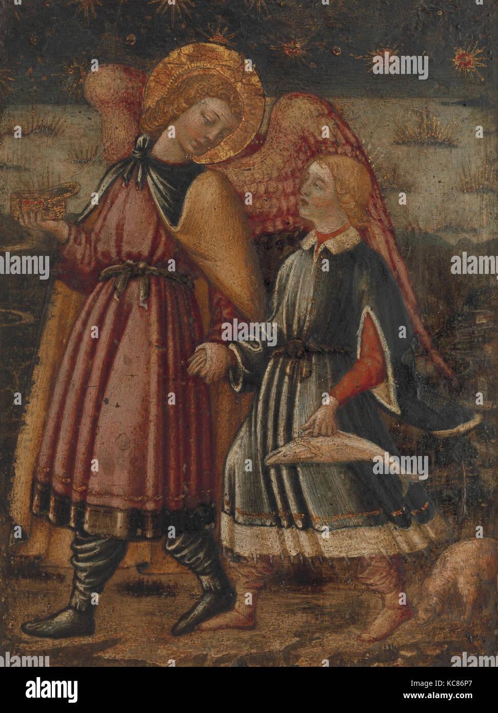 Raphael and tobias story