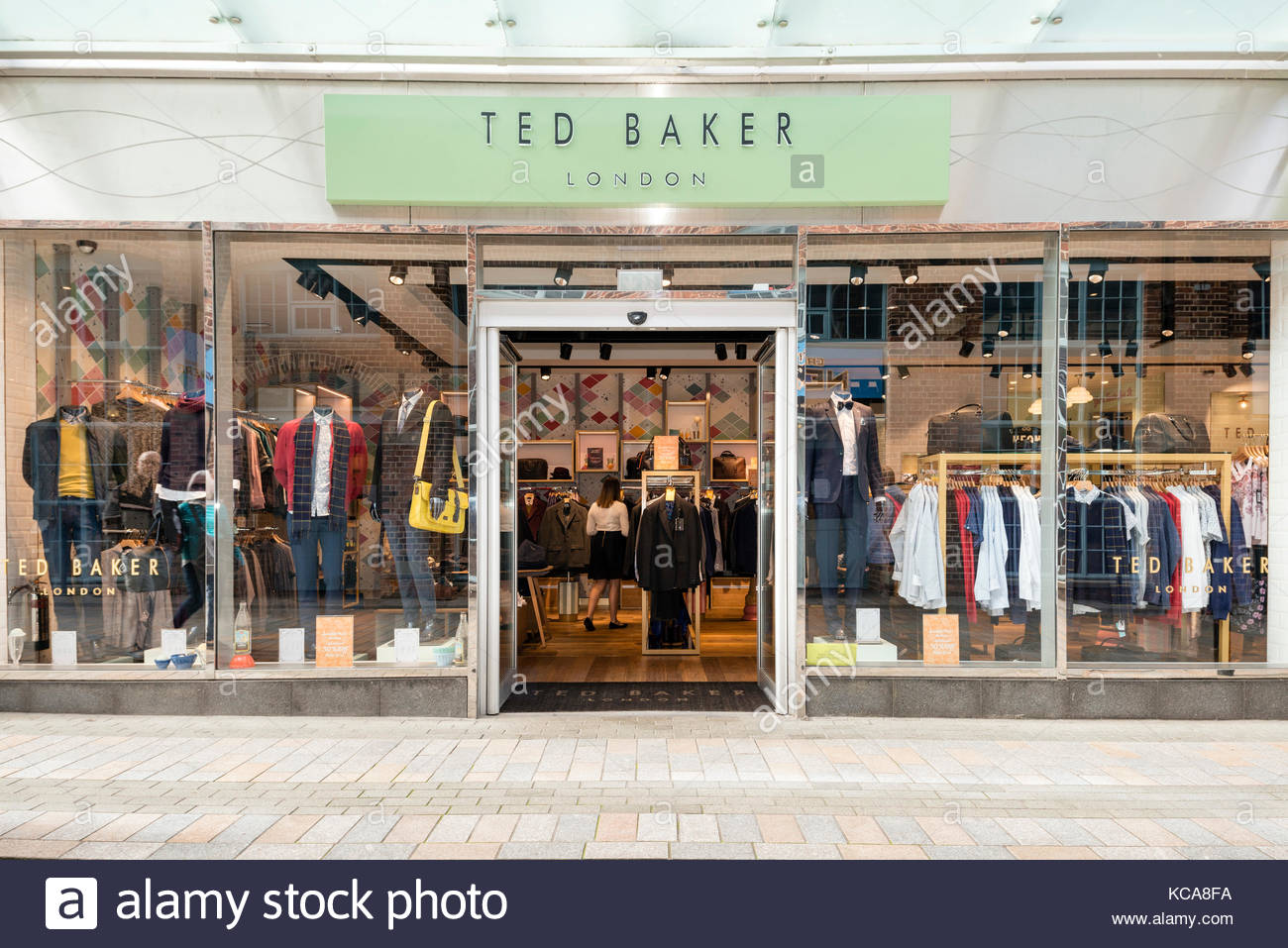 d5afd8b5a Ted Baker store