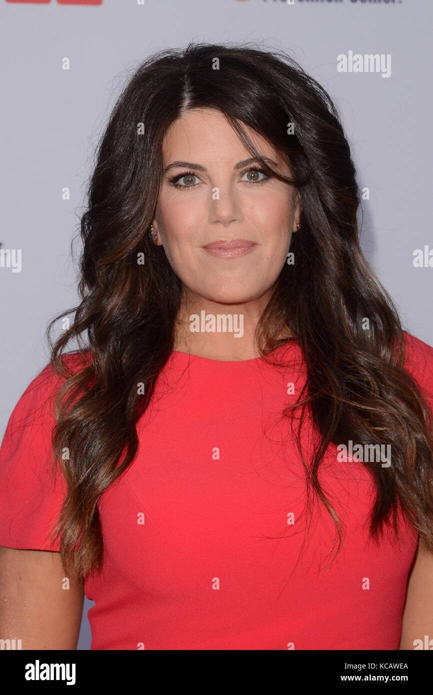 b15664bea342 Monica Lewinsky at arrivals for TLC s Give A Little Awards