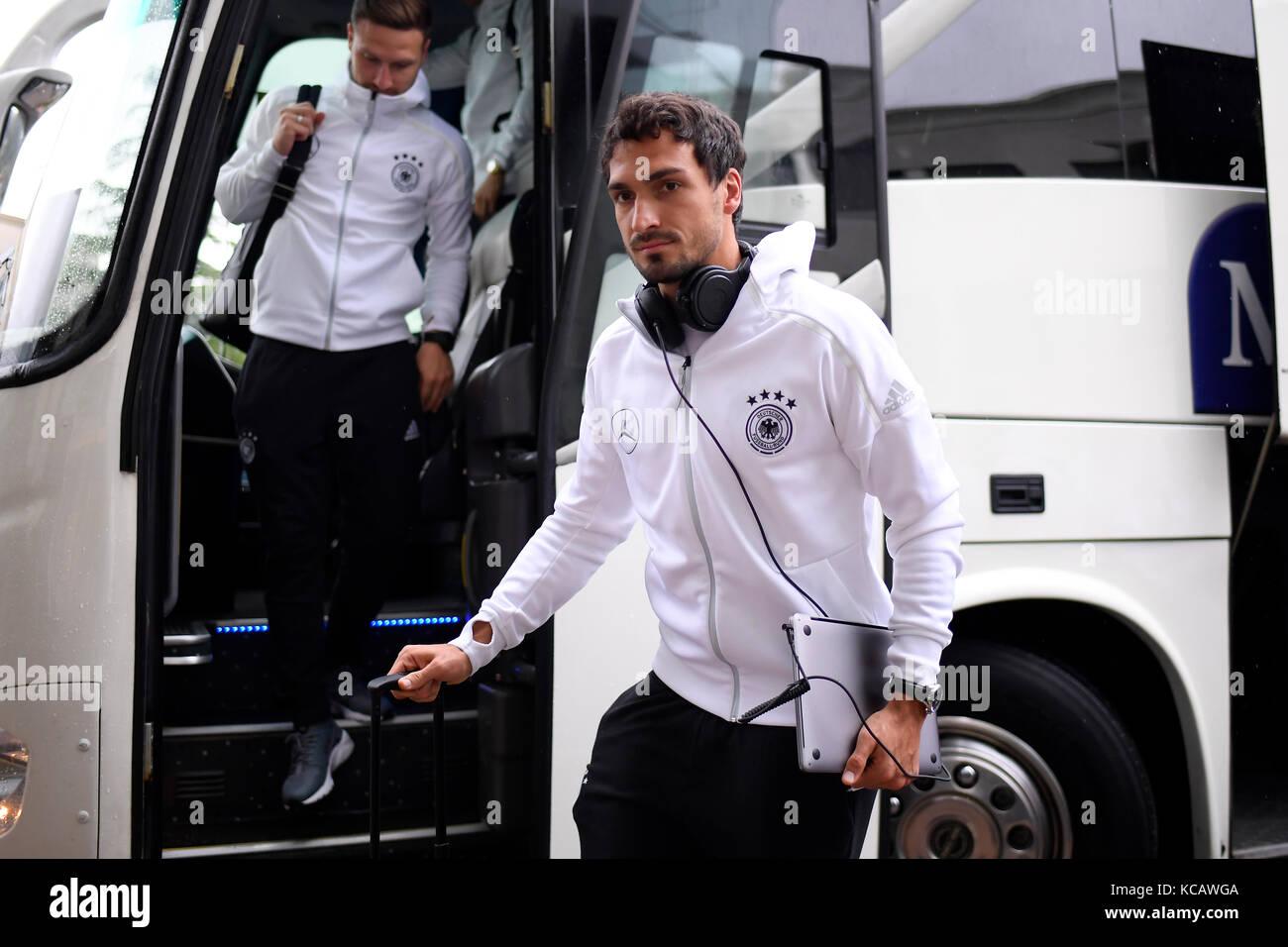 Shkodran Mustafi Germany L Mats Hummels Germany R