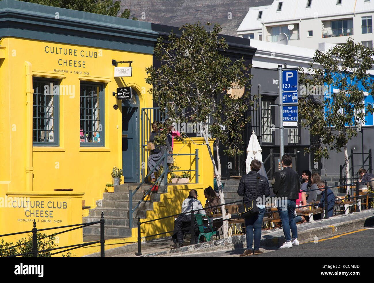 Long Street Cafe Cape Town South Africa