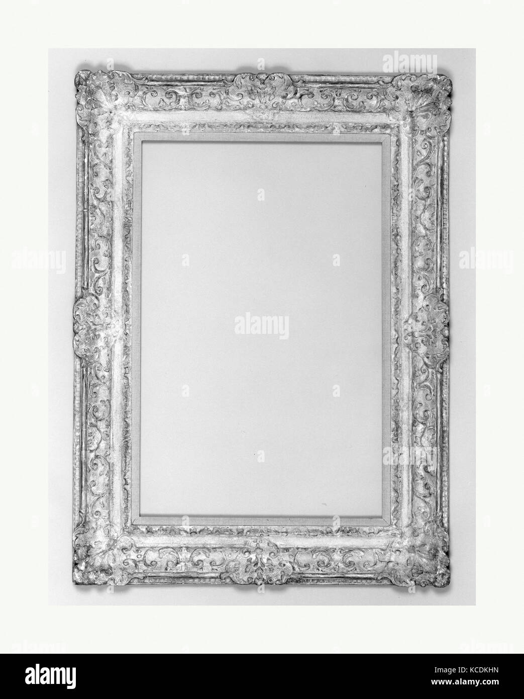 Frame, Unknown, Wood, 301/4 x 41 inches (outside); 20 3/4 x 31 3/8 ...