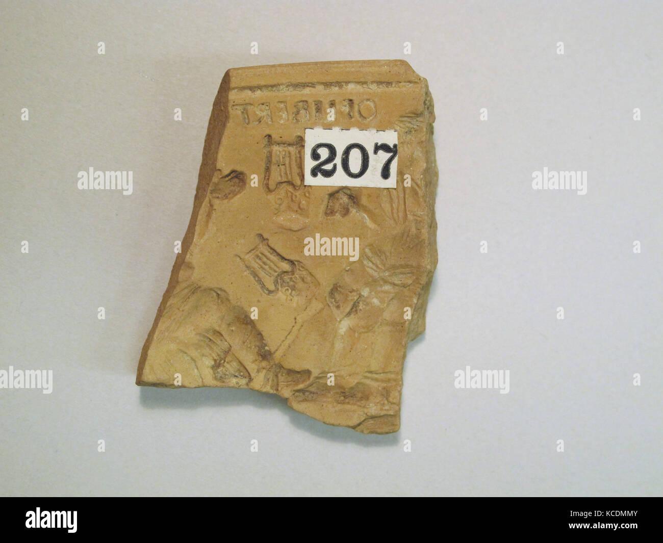 Terracotta mold fragment stock photos & terracotta mold fragment