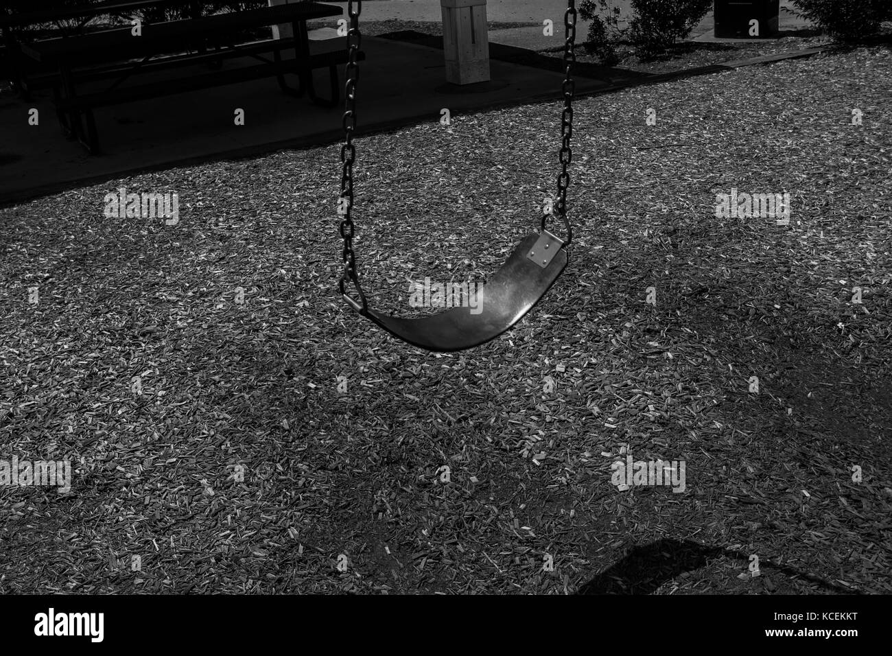 Swing - Stock Image