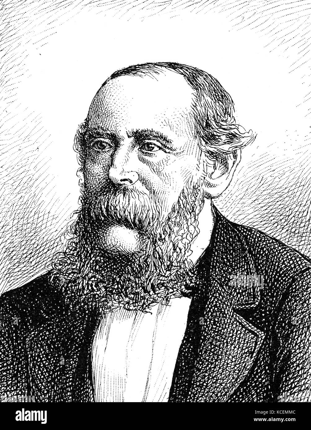 Jean Servais Stas (21 August 1813 – 13 December 1891) was a Belgian  analytical chemist that co-discovered the weight of carbon.