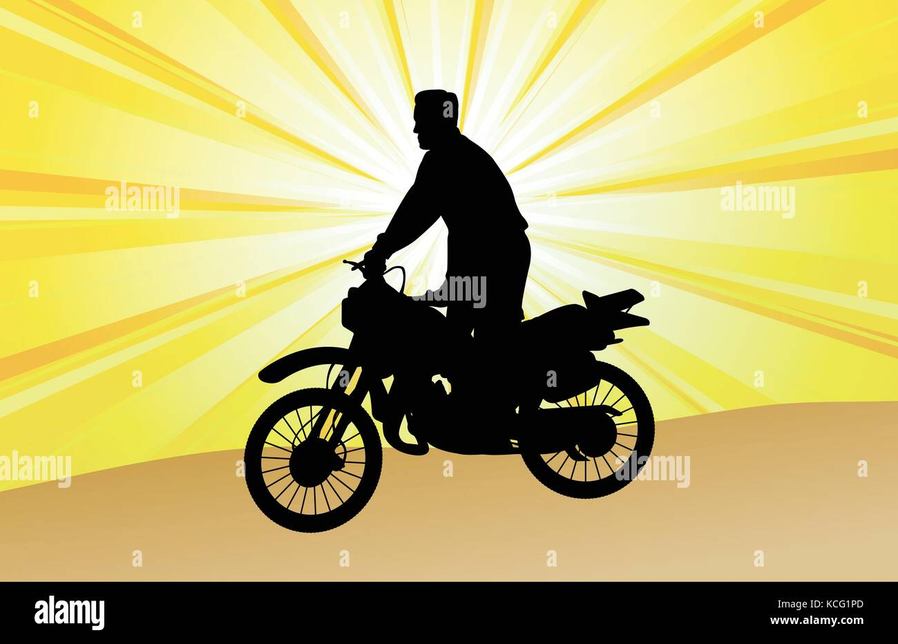 Motocross Stock Vector Images - Alamy