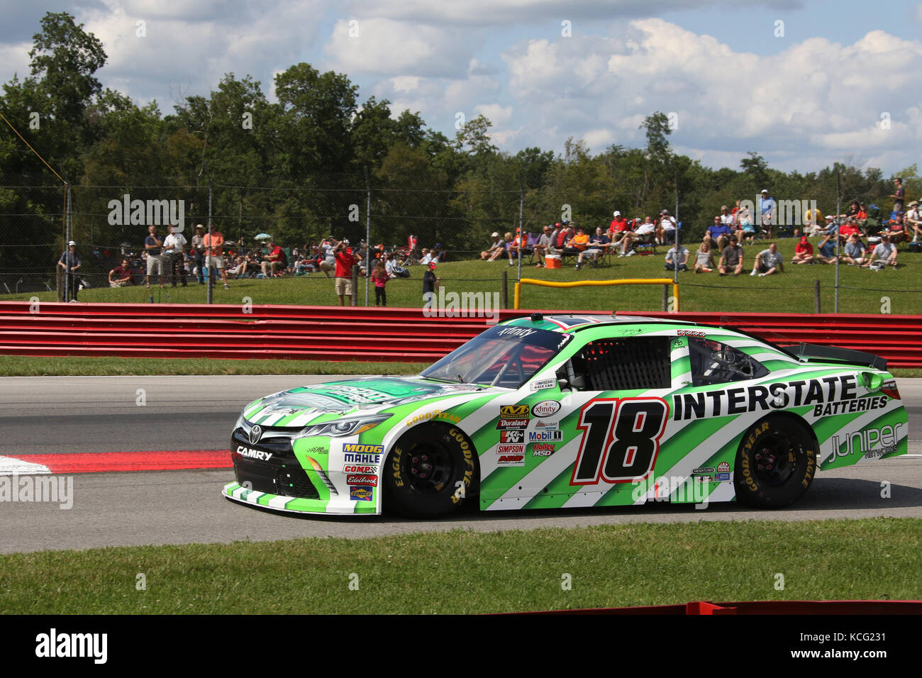 Mid-Ohio Sports Car Course >> Nascar Xfinity Race Mid Ohio Sports Car Course Lexington