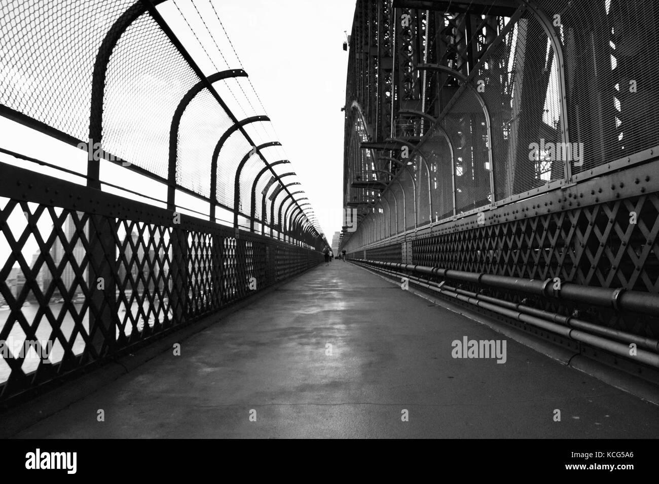 Sydney Harbour Bridge - Stock Image