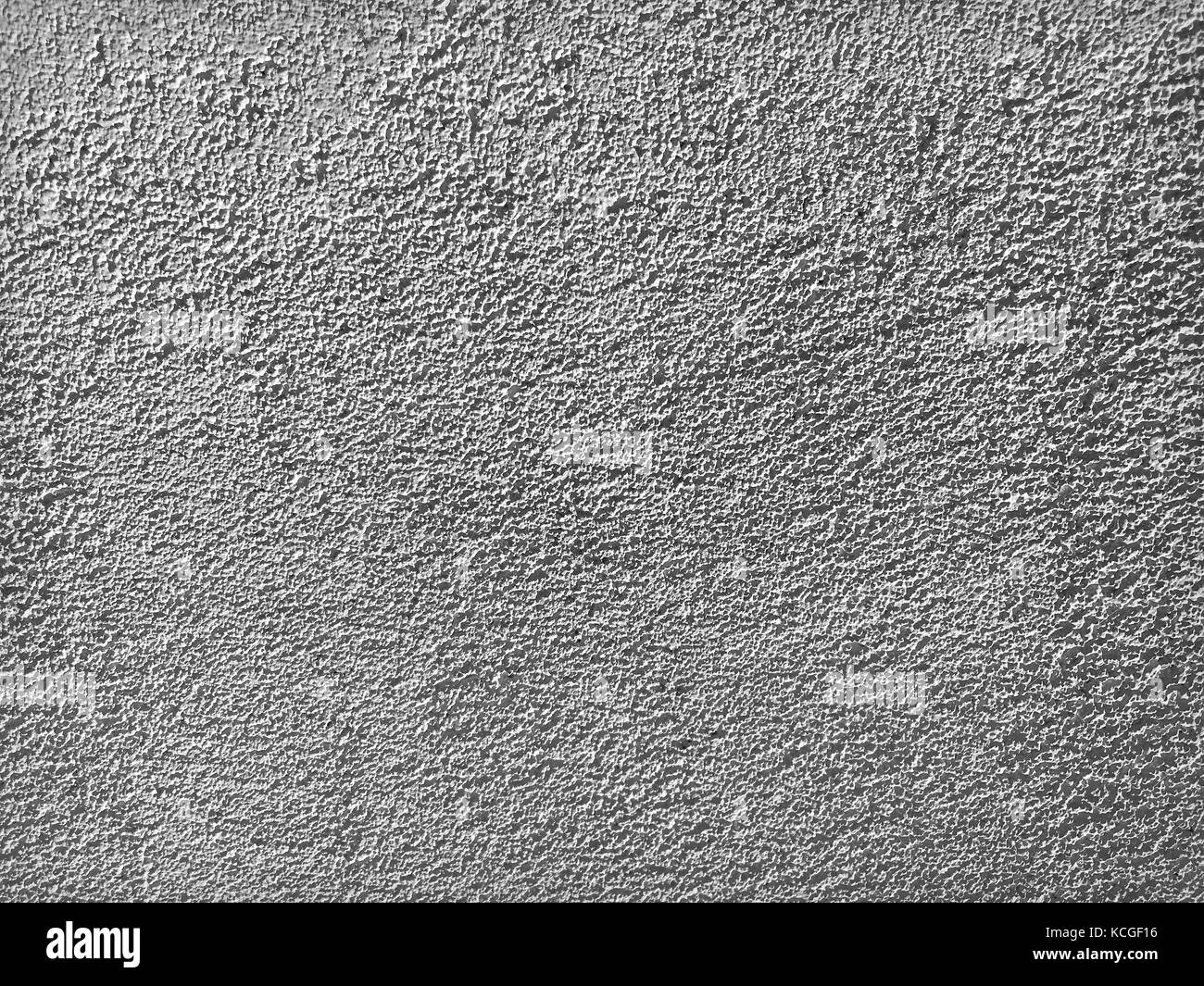 Concrete wall texture - Stock Image