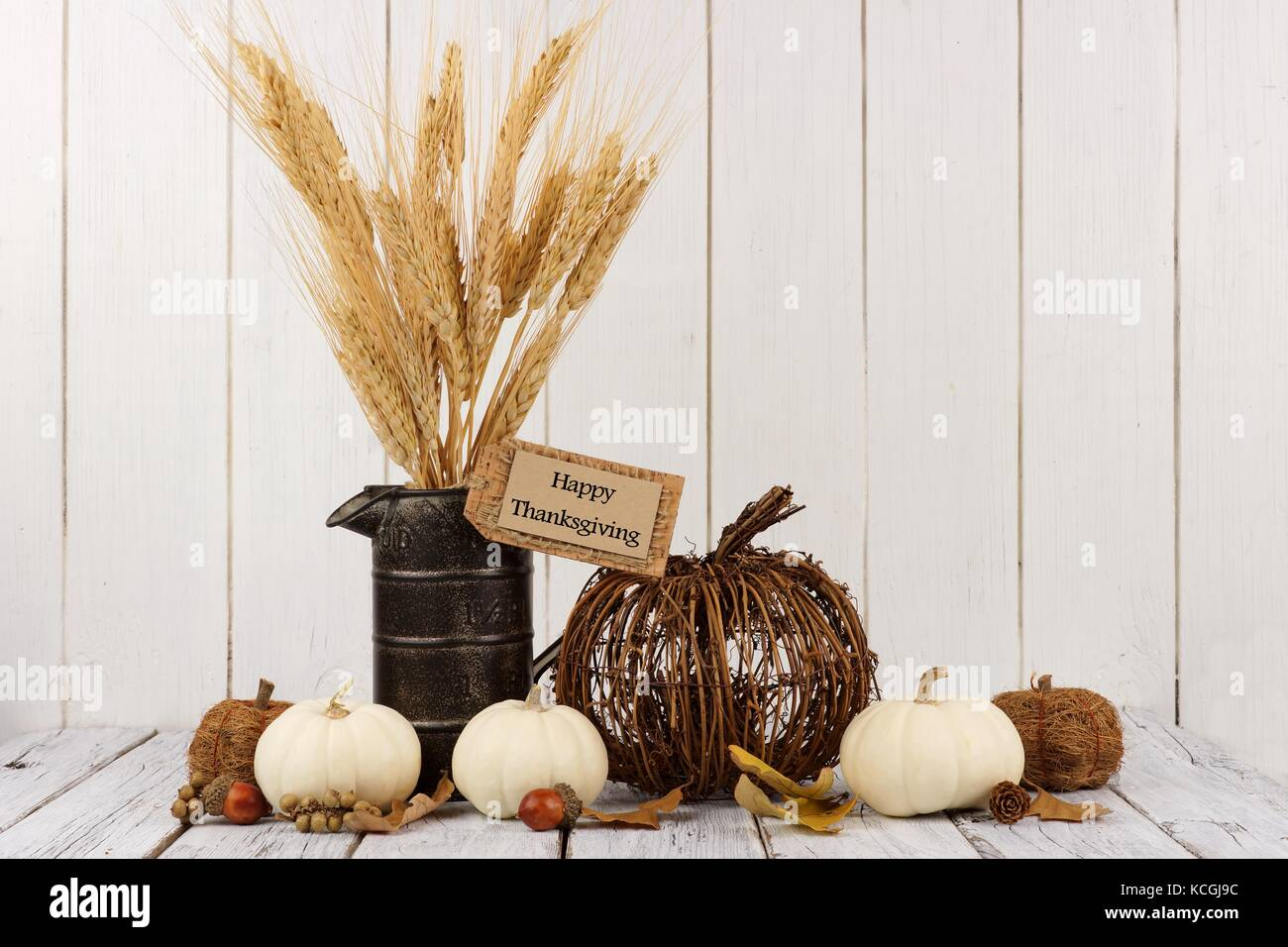 Fall Harvest Home Decor Stock Photos Fall Harvest Home Decor Stock
