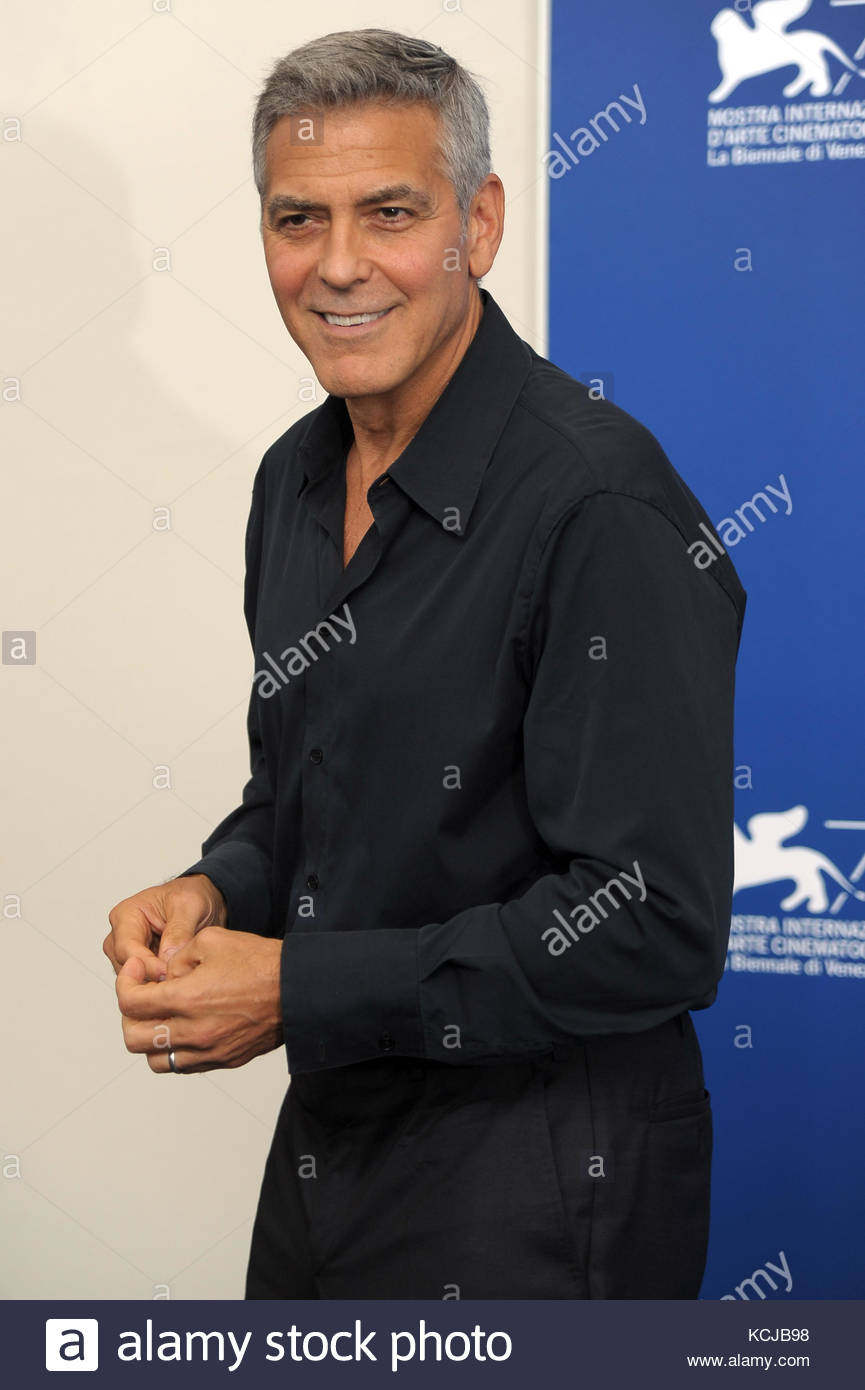 Clooney George Stock Photos & Clooney George Stock Images
