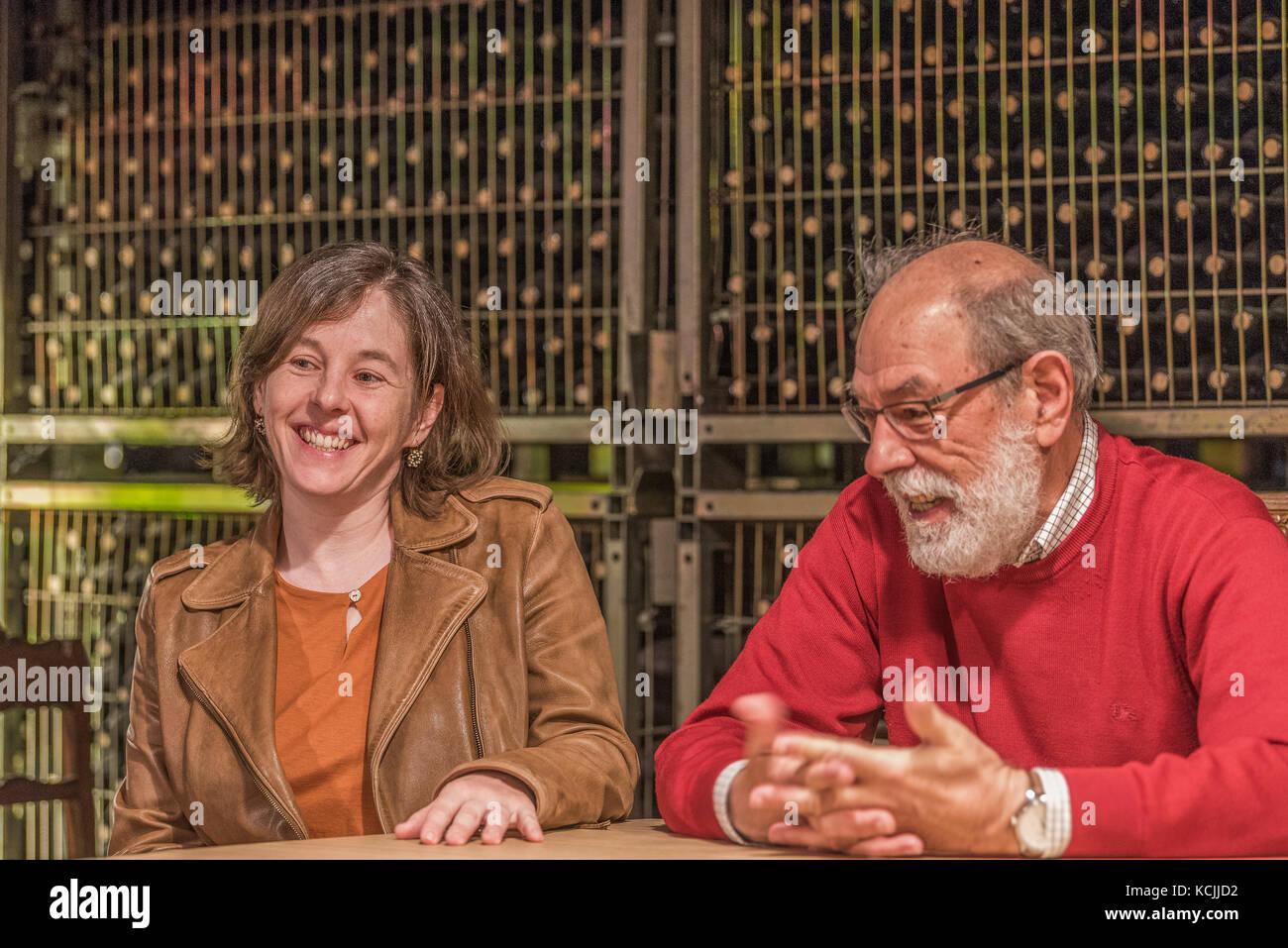 Maria Manuel Maia, Acácio Poças Maia, Poças Junior, Vila Nova de Gaia, Portugal Stock Photo