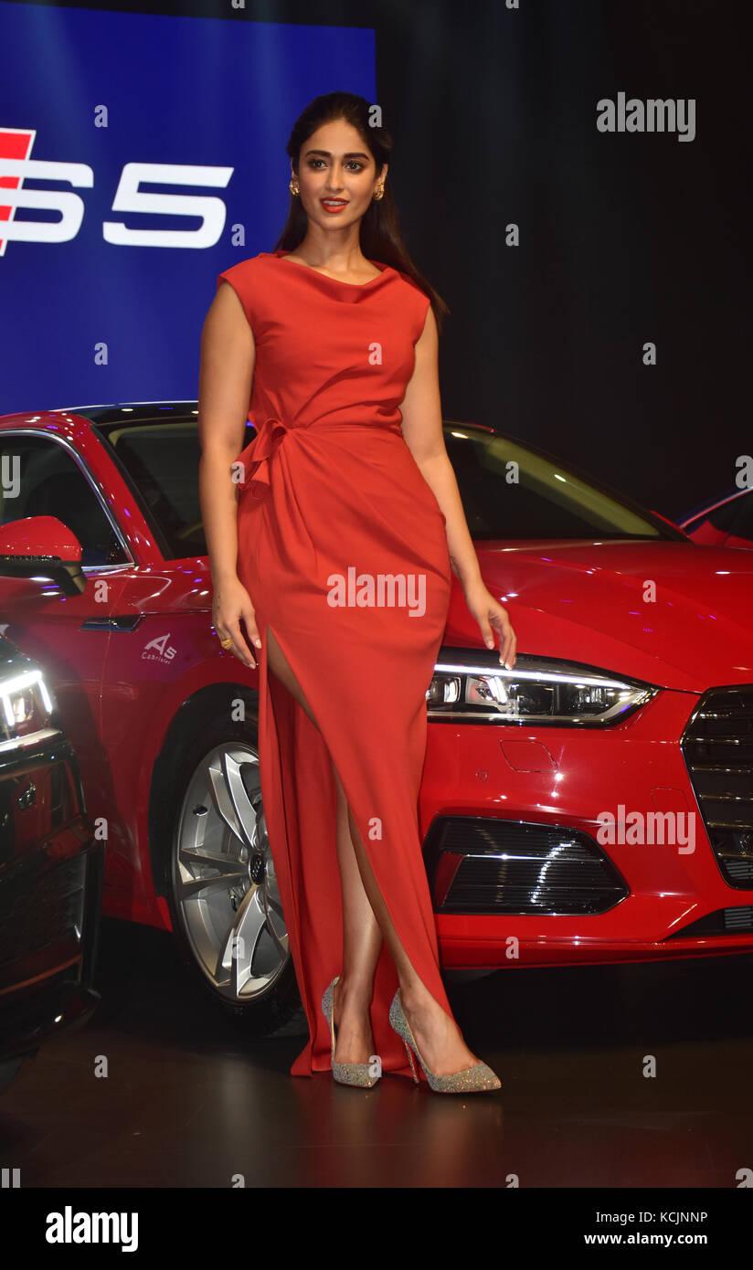 Mumbai India 05 October 2017 Bollywood Actress Ileana