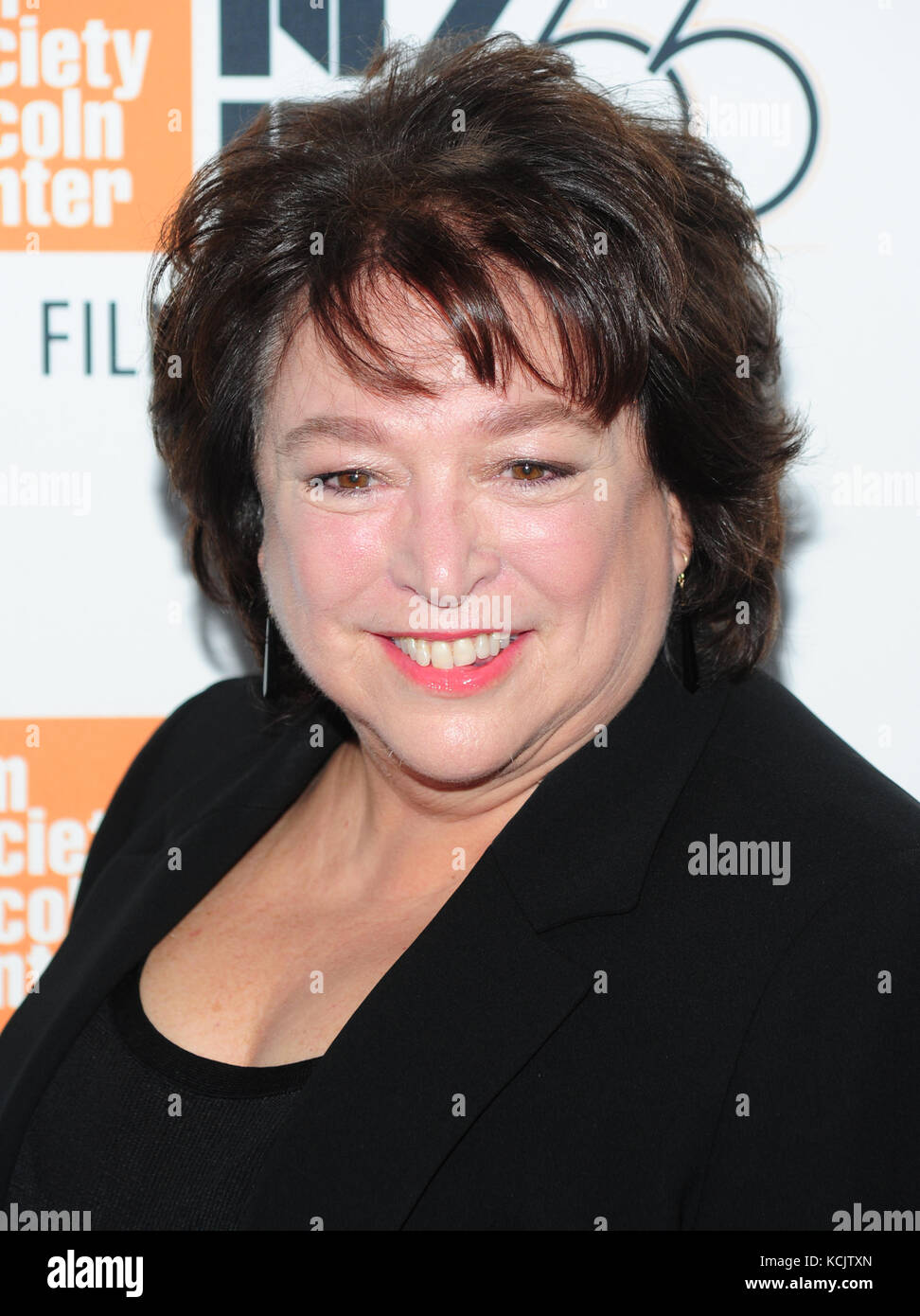 New York, USA. 05th Oct, 2017. New York, NY, USA. 5th Oct, 2017. Susan Lacy attends 55th New York Film Festival - Stock Image