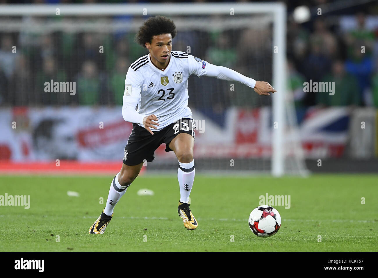 Leroy Sane Germany Ges Fussball Wm Qualifikation