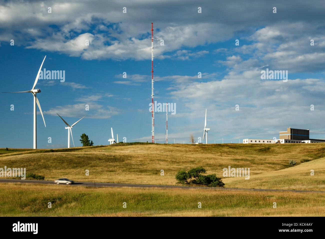 NREL National Wind Technology Center, Boulder, Colorado USA Stock
