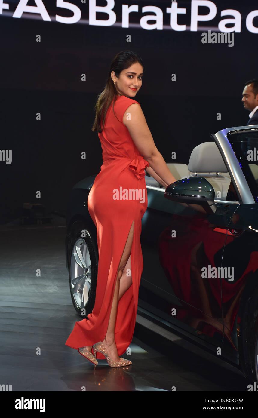 Mumbai India 05th Oct 2017 Bollywood Actress Ileana D