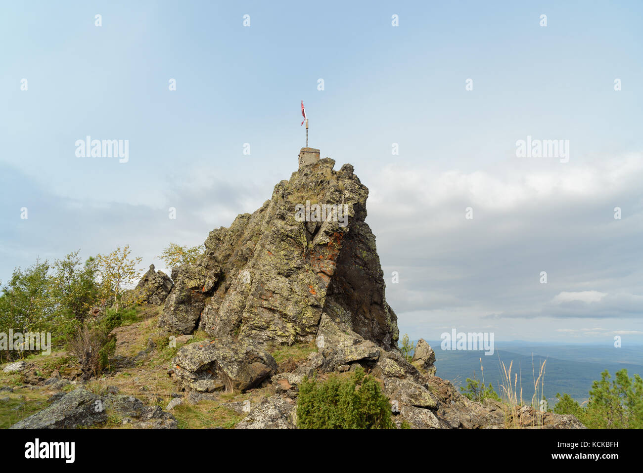 Mount Kachkanar (Middle Ural): geographical location, flora and fauna, Buddhist monastery 94