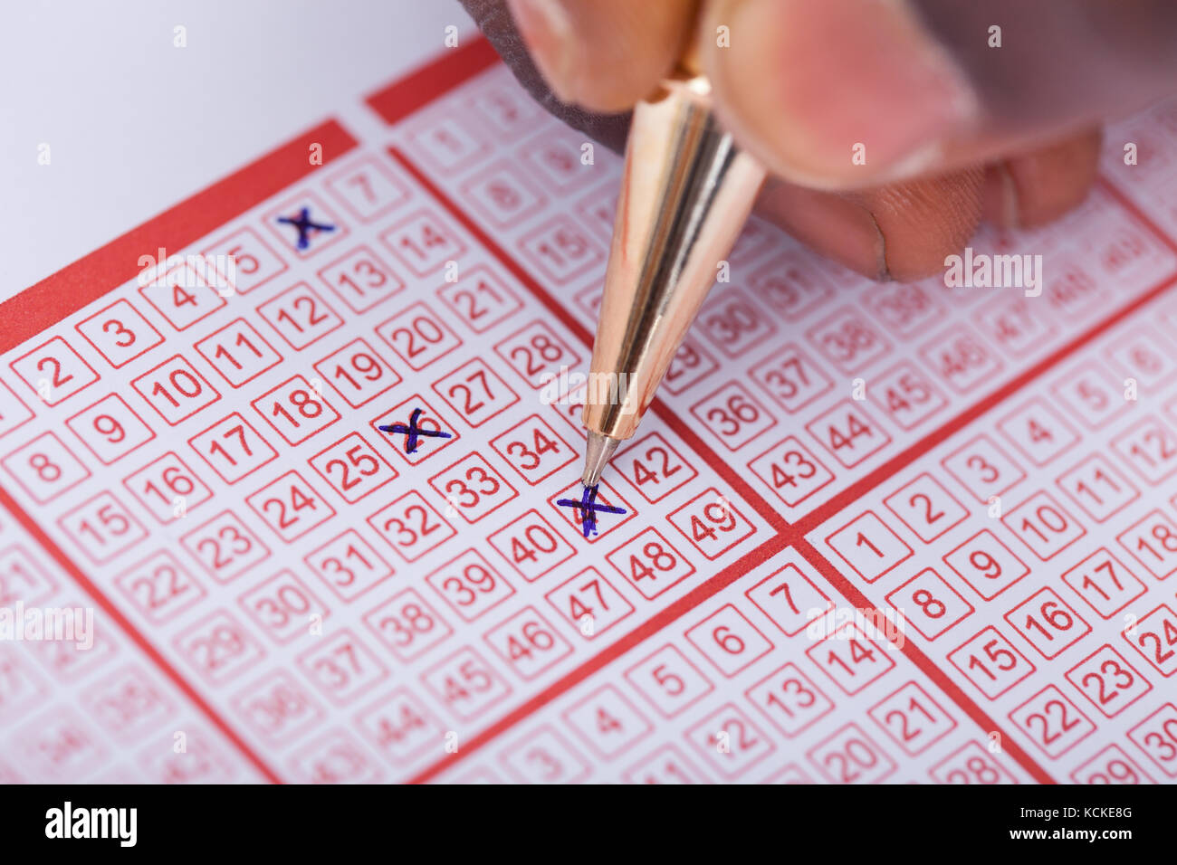 Winning Ticket Stock Photos & Winning Ticket Stock Images - Alamy