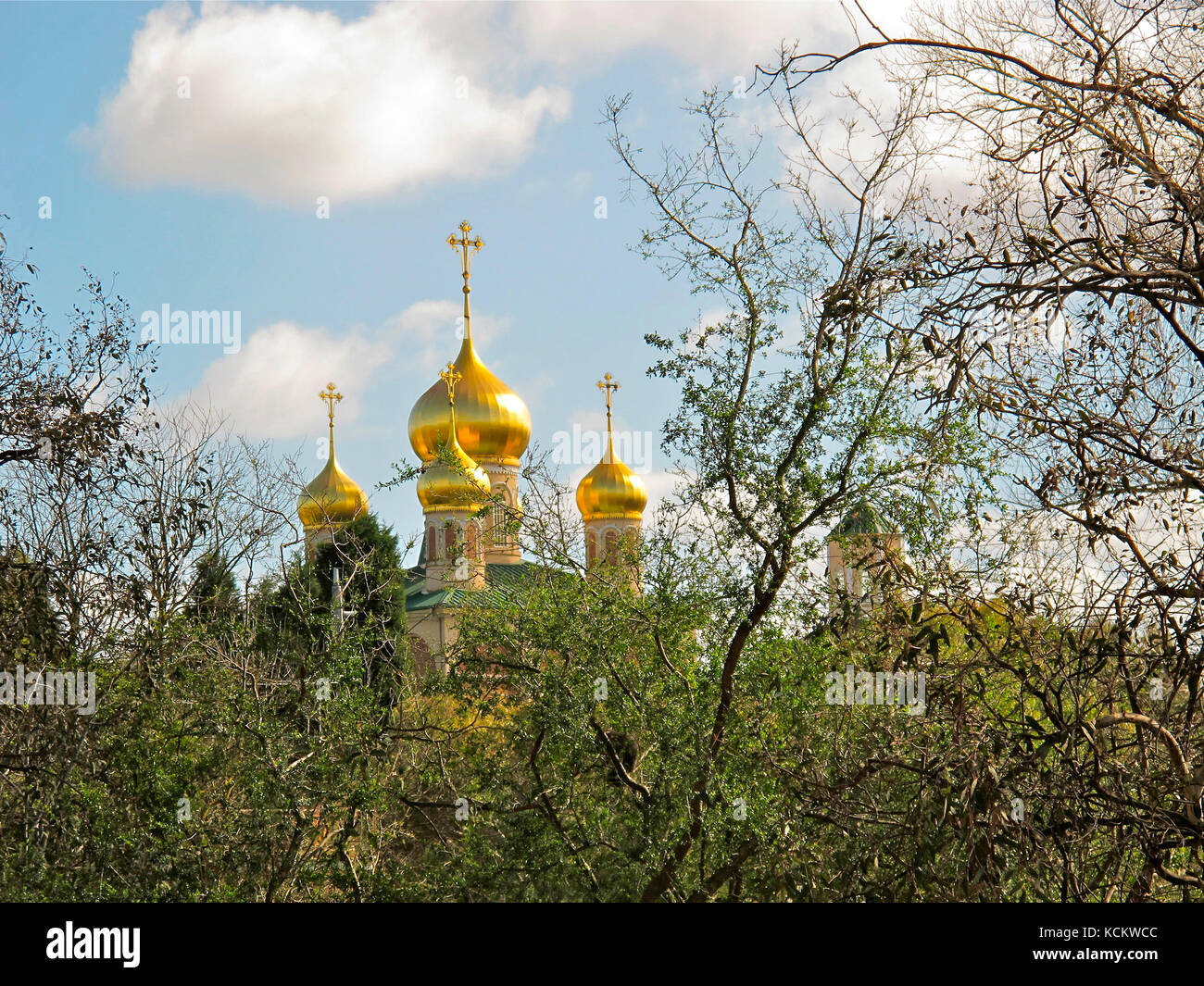 Protection of the Mother of God Church, a Russian Orthodox