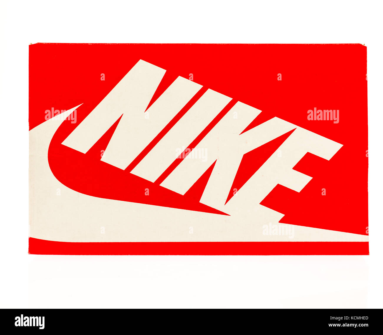 495e32d35342 Nike Logo Stock Photos   Nike Logo Stock Images - Alamy