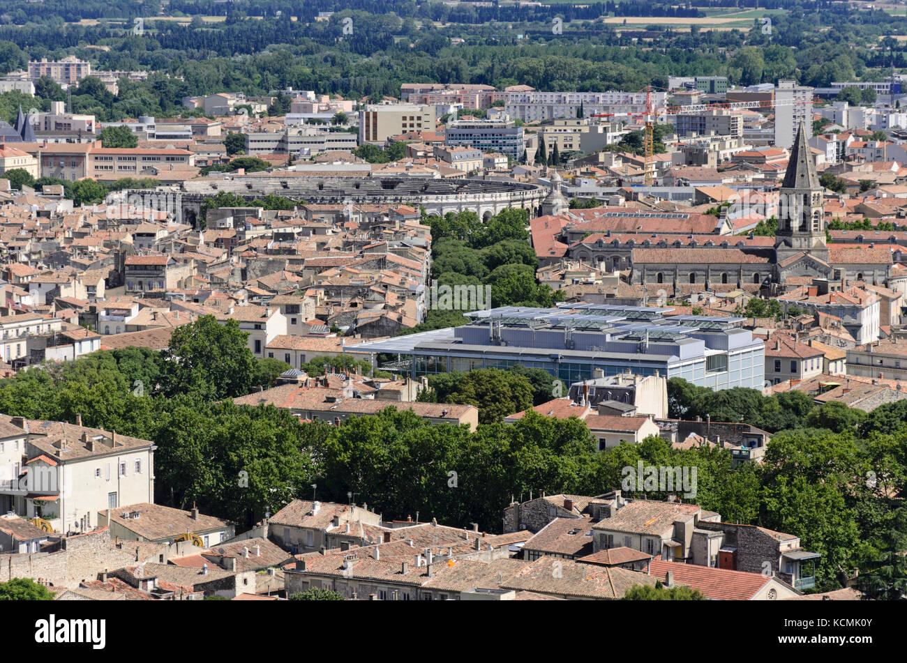 Nîmes, France - Stock Image