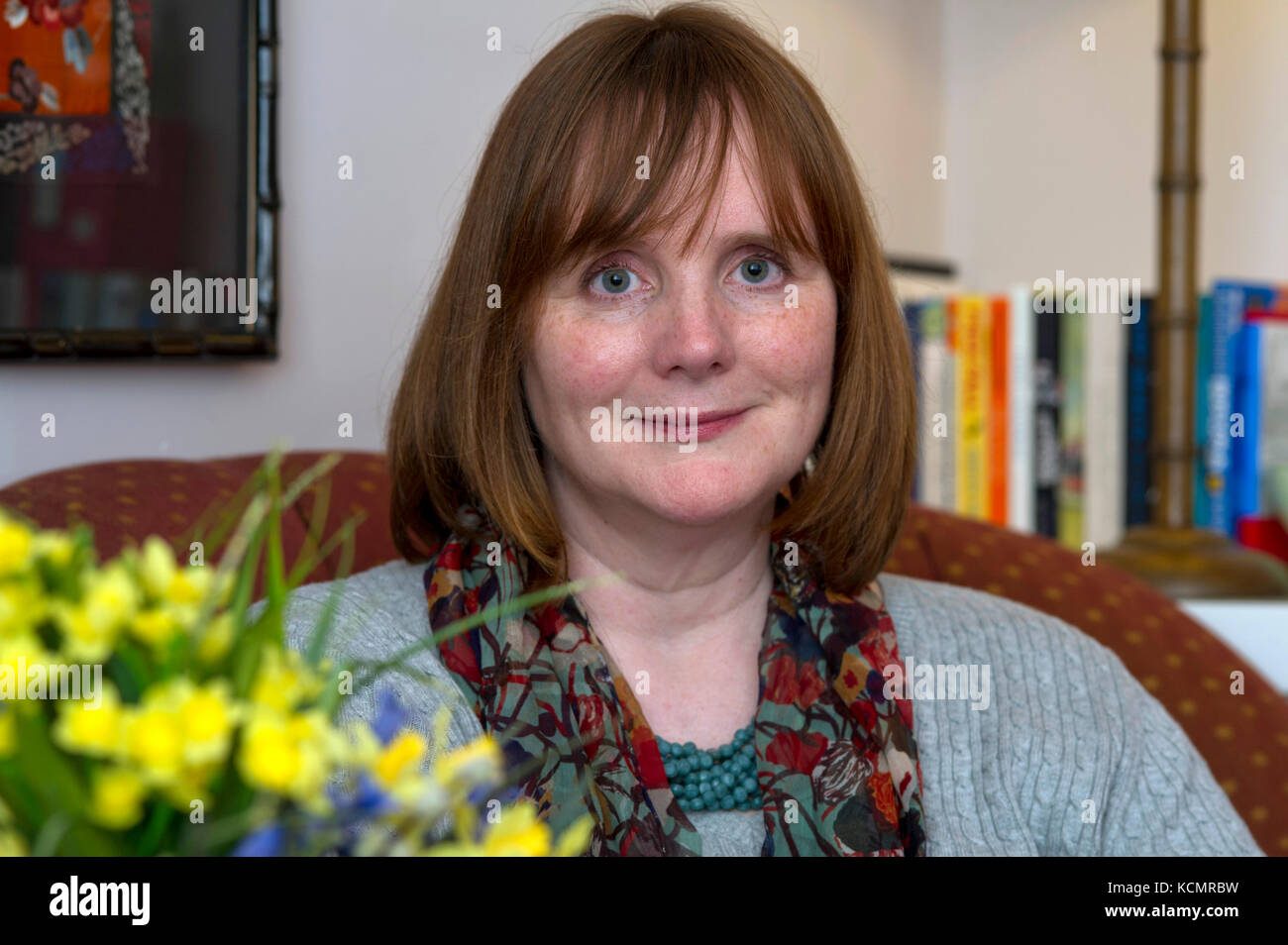 Author Sarah Hilary - Stock Image