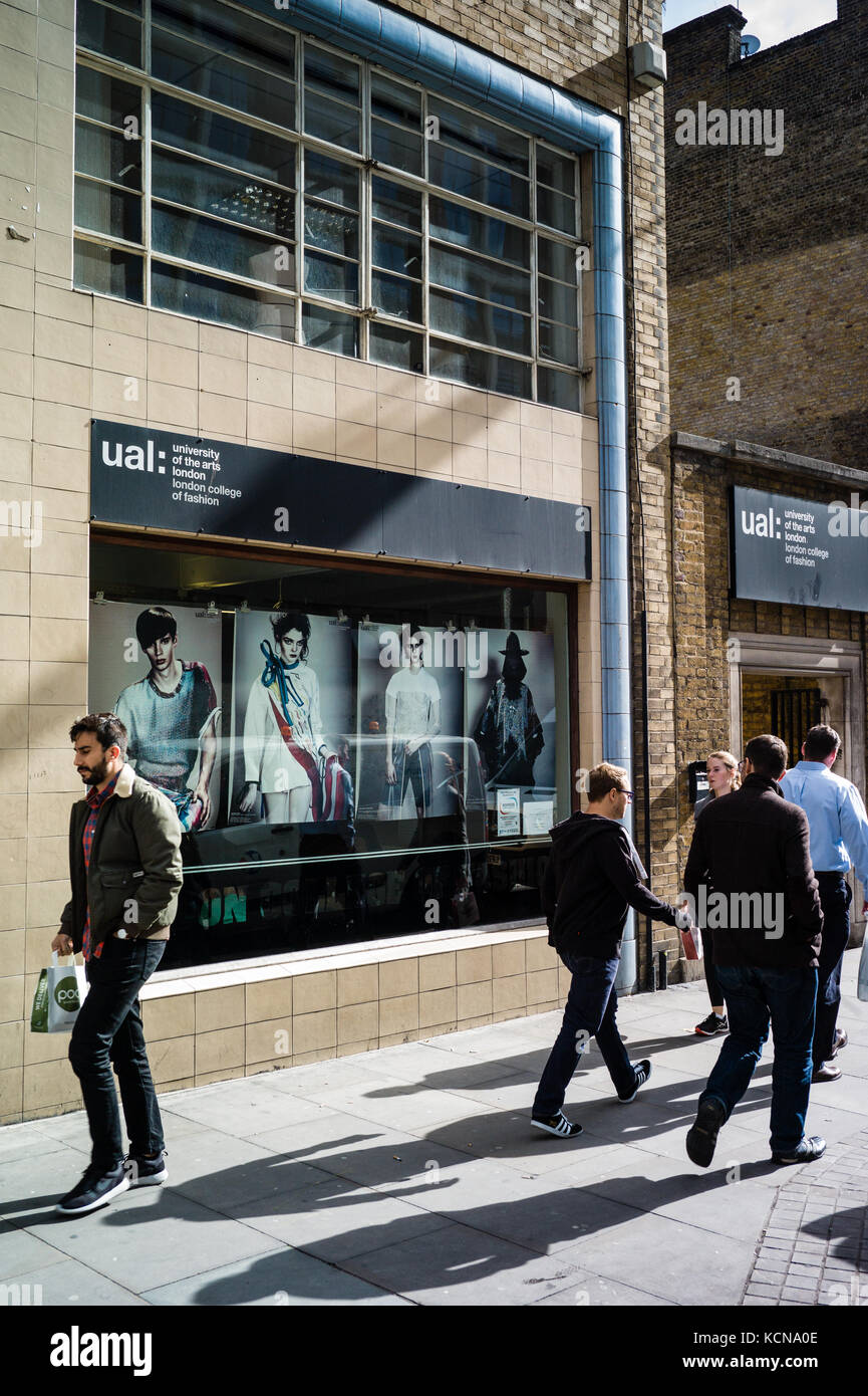 London College Fashion Curtain Road