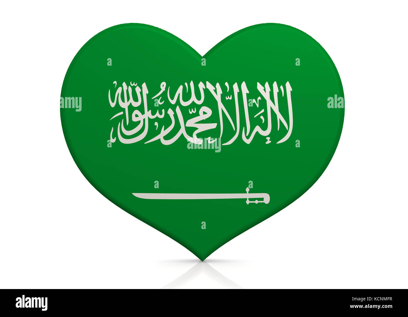 Saudi Arabia - Stock Image