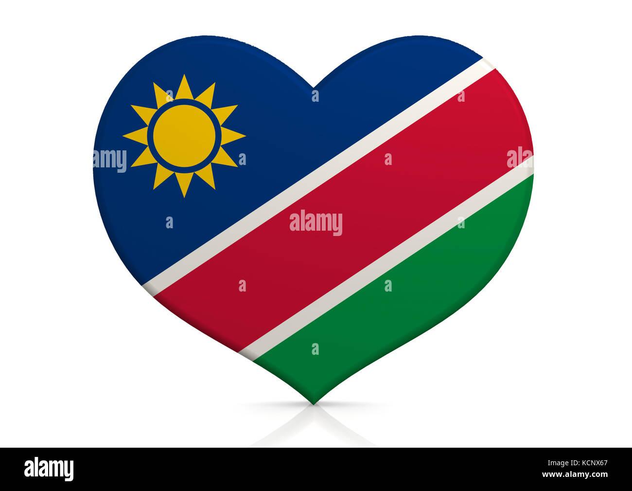 Namibia - Stock Image