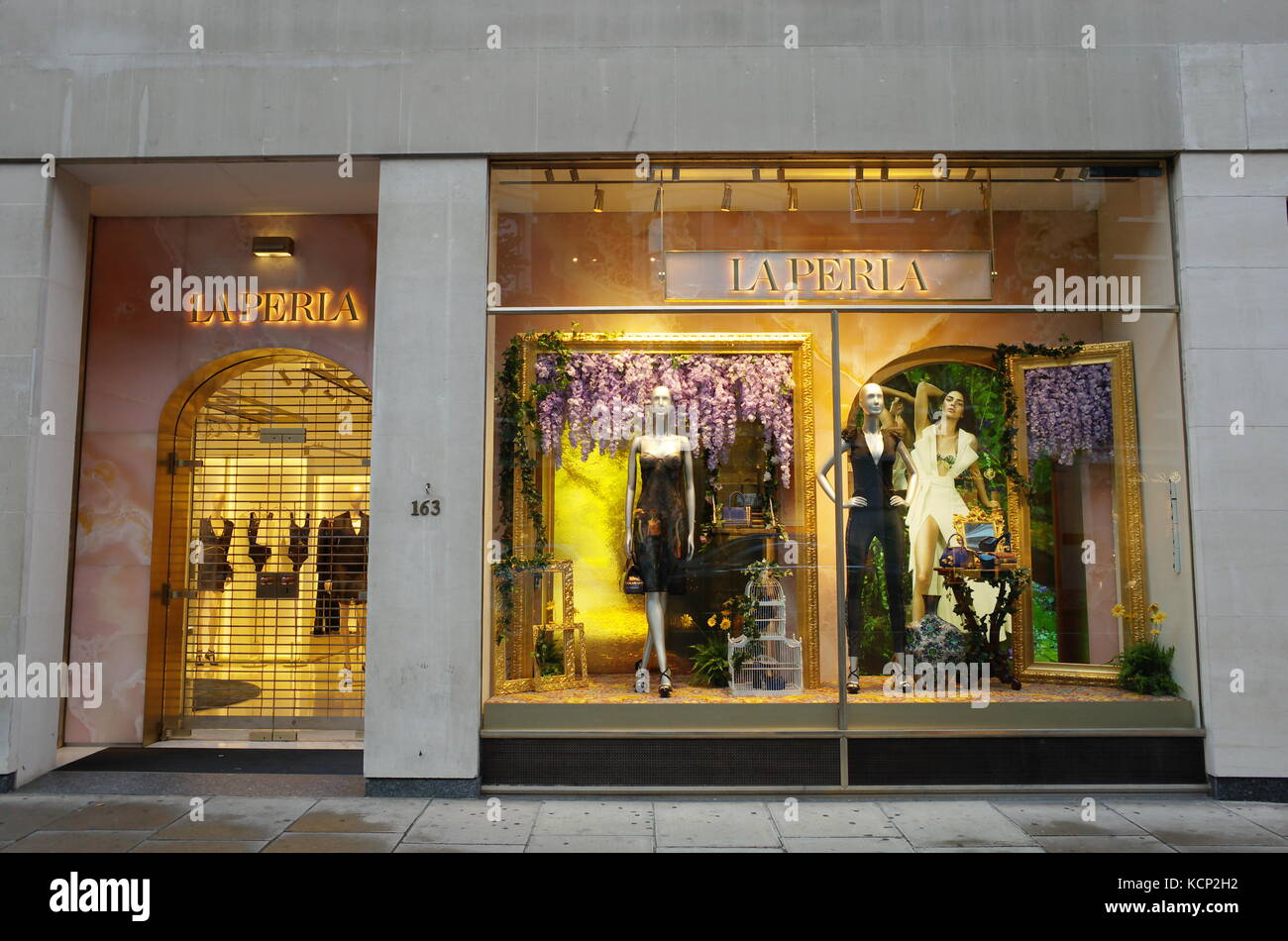 La Perla Shop Stock Photos & La Perla Shop Stock Images - Alamy