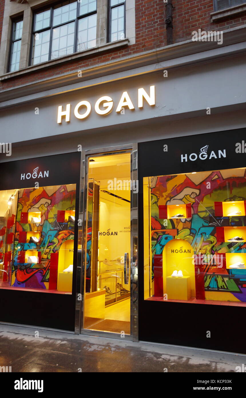 hogan store london