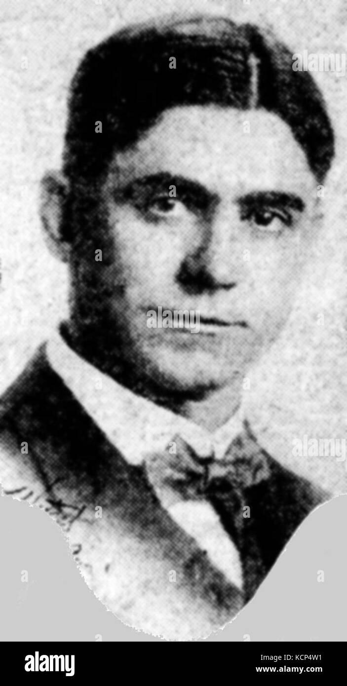 Charles Claud Selecman, pastor of Trinity Methodist Episcopal Church - Stock Image