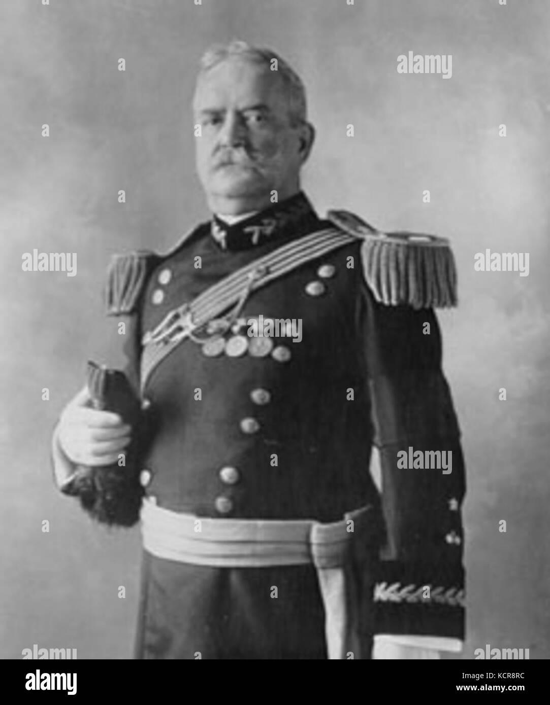 Brigadier General George P Scriven Us Army In Full Dress Uniform