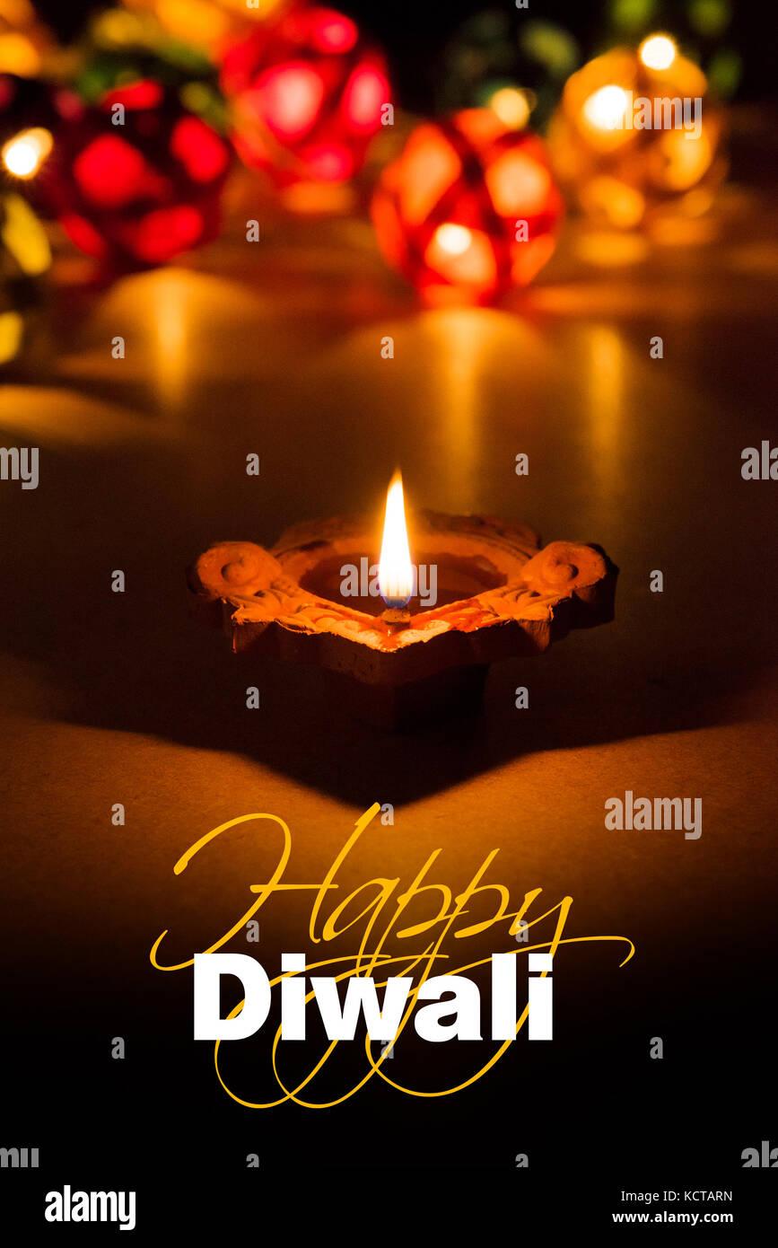 Happy Diwali Stock Photos Happy Diwali Stock Images Alamy