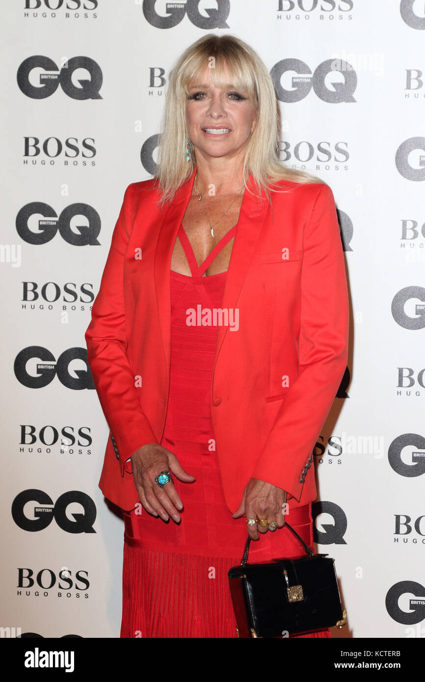GQ Men of the Year Awards at Tate Modern, London  Featuring: Jo Wood Where: London, United Kingdom When: 05 Sep Stock Photo